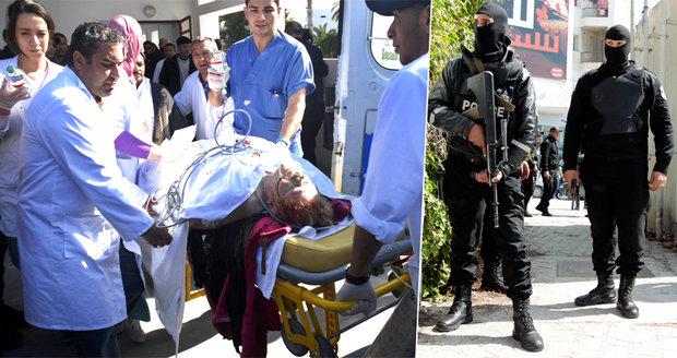 Terorismus v turistickém ráji Čechů: Islamisté postříleli v Tunisu 20 lidí!