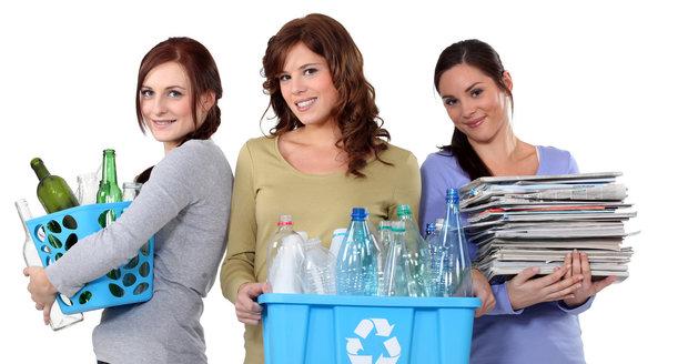 Třídit odpad je moderní: Děláte to správně?
