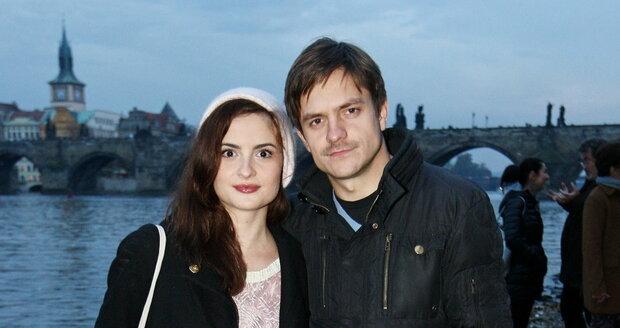 Eva Josefíková a Jiří Mádl se v březnu rozešli.