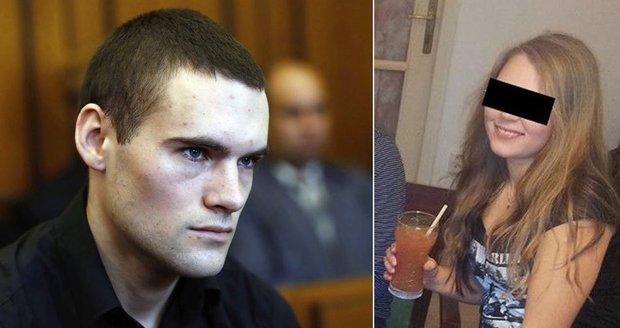 Grázl z BMW, který na Smíchově zabil dívku a utekl: Chtěl z vězení! Soud jeho žádost znovu zamítl