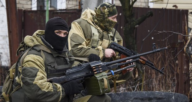 Kyjev láká separatisty na svou stranu: Mají se zadarmo učit v Česku!