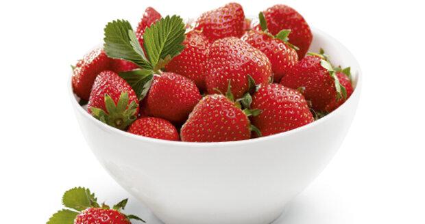 Mražené jahody