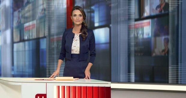 Daniela Písařovicová je jednou z největších hvězd zpravodajství České televize.