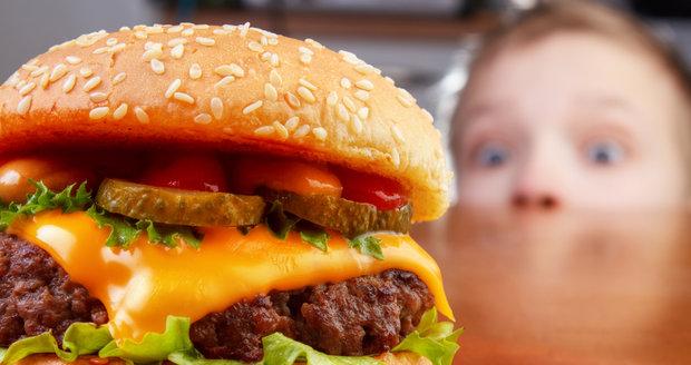 Hamburger s umělým masem? V restauracích je možná ochutnáme už za tři roky