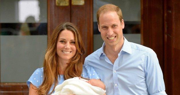Kdy se narodí druhý potomek Kate a Williama? Vévodkyně začíná přenášet.
