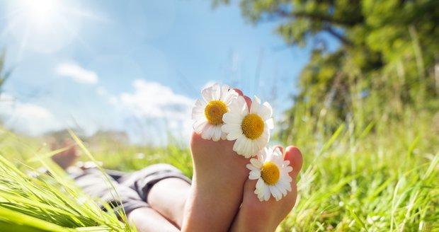 Chcete mít krásné a hebké paty po celé léto? Poradíme vám, jak na to.