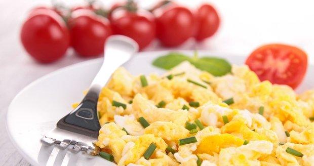 Umíte opravdu připravit míchaná vajíčka tak, aby byla neodolatelná?