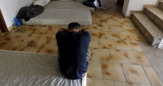 """Uprchlý Syřan (37) se vydával za nezletilého, chtěl do děčínského """"diagnosťáku"""""""