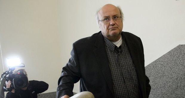 Bývalý soudce Havlín se podruhé ukázal u soudu. Zbaví ho trestu za korupci?