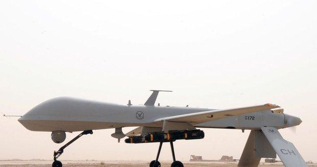 Bezpilotní letoun USA zasáhl v Jemenu: Zabil čtyři údajné islamisty