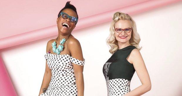 Obě dámy jsou chytré a vtipné, přičemž legraci si umí udělat i samy ze sebe