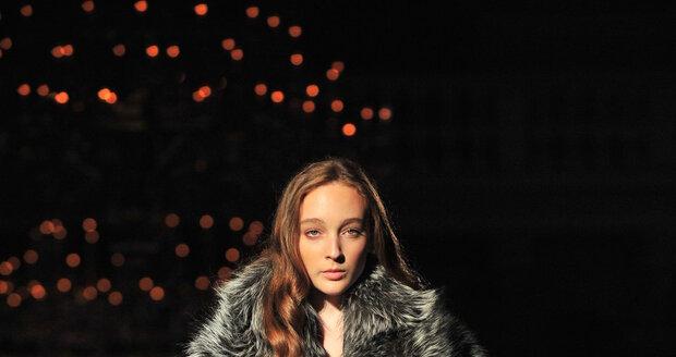 2012: Rozálie se probojovala až do finále slavné modelingové soutěže.
