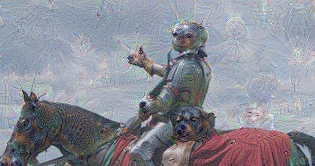 Obrazy od umělé inteligence Googlu jsou neskutečné.