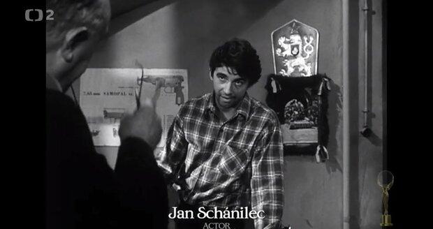 V sestřihu byl také například zesnulý Jan Schánilec.