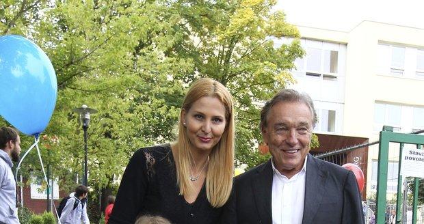 Karel Gott oslavil 76. narozeniny.
