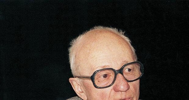 Režisér Karel Kachyňa zemřel před 11 lety