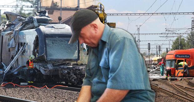 Kamioňák ze Studénky má na kontě 10 přestupků. Experti zkoumají druhou černou skříňku z pendolina