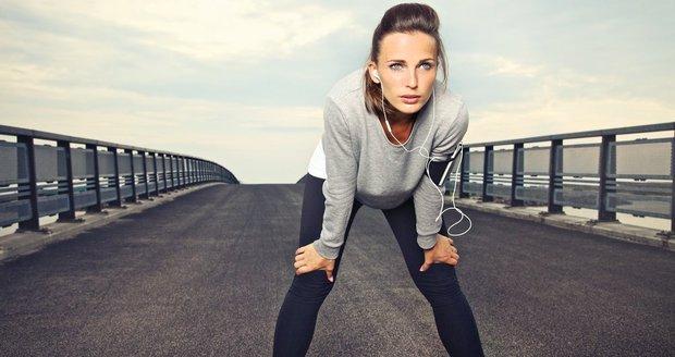 Jak jste na tom s fyzičkou poznáte i podle toho, zda jste schopni uběhnout kilometr pod deset minut.