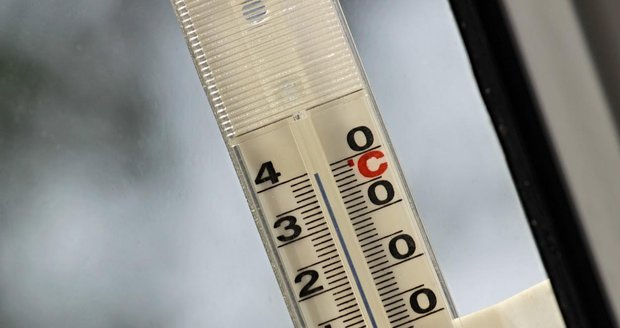 Některé dny vystoupají až ke 40 stupňům.