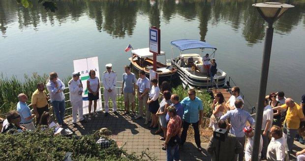 Slavnostního zprovoznění se účastnila primátorka Adriana Krnáčová či zástupci městských částí.