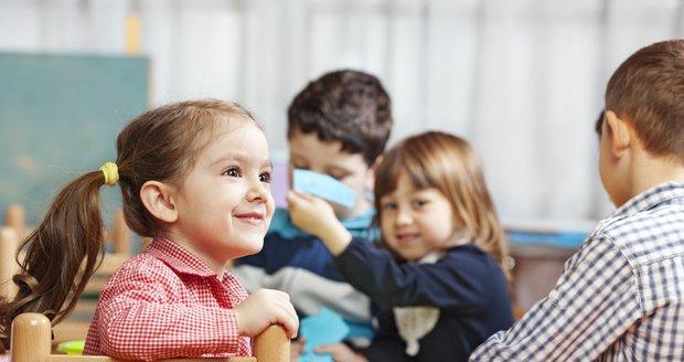 Zápisy do mateřské školy v pražském Šeberově jsou v plném proudu.