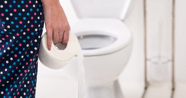 Nebojte se jít na záchod. Krev ve stolici nemusí hned značit něco tragického. Může jít pouze o daň z nočních hrátek.