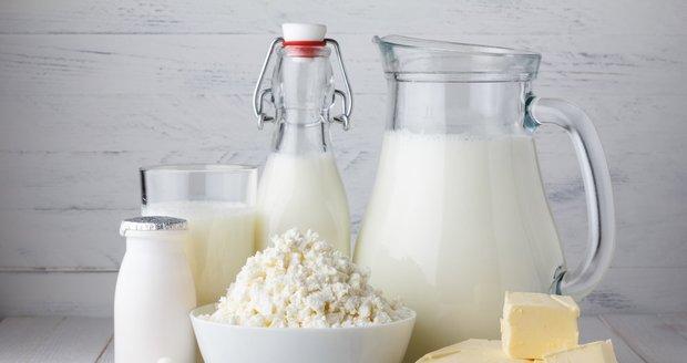 Je potvrzeno, že kombinace mléčných bílkovin a vápníku urychluje spalování.
