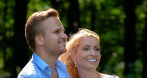 Martin Chodúr se těší na svého prvního potomka s podnikatelkou Ivonou Selníkovou.