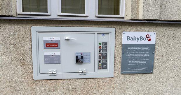 """České babyboxy jsou prý jako """"děla""""."""