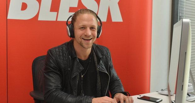 Tomáš Klus hostem online chatu na Blesk.cz