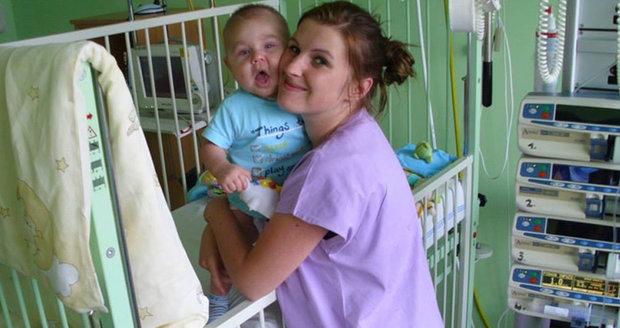 Dominik bojuje s leukemií, teď ale přišla dobrá zpráva: Konečně mu funguje imunita