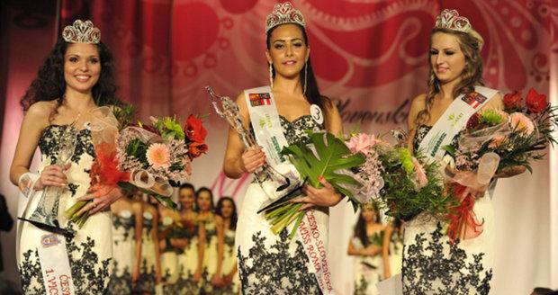 Bianka Bertoková se stala československou Miss Roma 2015