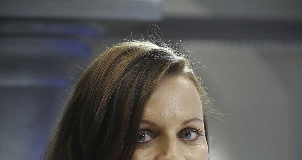 Olivie Žižková vyfotila nahatého Krytináře.