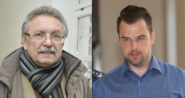 Petr Kramný nemůže být odsouzen: Advokát nad svým bývalým klientem nezlomil hůl, ani když ho vyměnil