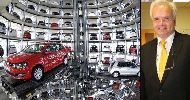 Proč Volkswagen podváděl? Manažeři chtěli víc peněz, míní europoslanec Svoboda