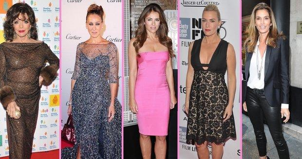 Které slavné ženě to minulý týden nejvíce slušelo?