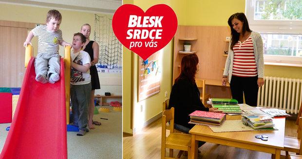 Rodinné Integrační Centrum pomáhá už od roku 2012 dětem s poruchami autistického centra.