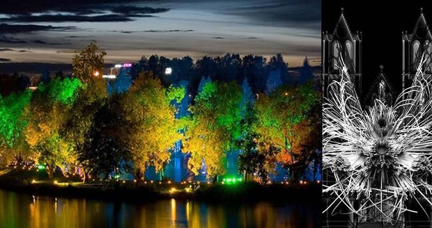 Prahu opět rozsvítí Signal festival!