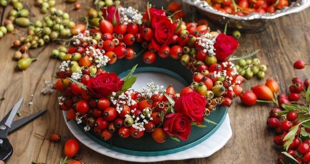 Inspirujte se nádhernými věnci s podzimní tématikou z celého světa.