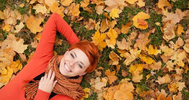 Podzim je v plném proudu, posilněte si imunitu, ať jej neproležíte v posteli!