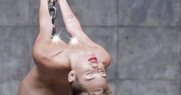 Miley Cyrus porno video zdarma