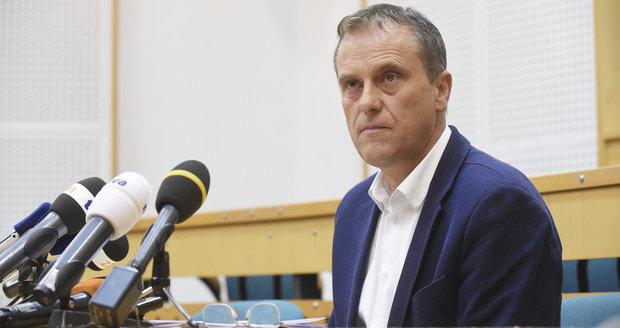 Obviněný hejtman Rozbořil z ČSSD: Mám hrůzu, že dopadnu jako Nagyová