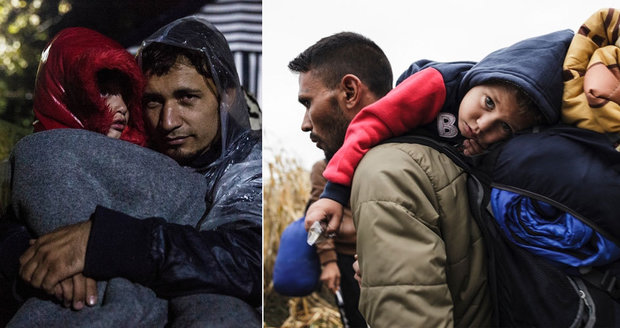 Poslední hřebíček do rakve: Uprchlíky ničí zima. Děti jsou nemocné, chybí léky