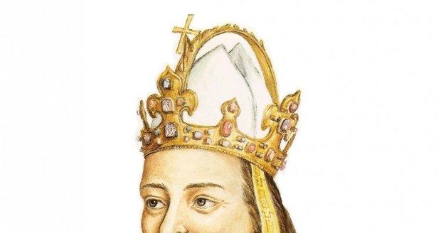 Karel IV. je nejznámější český středověký panovník.