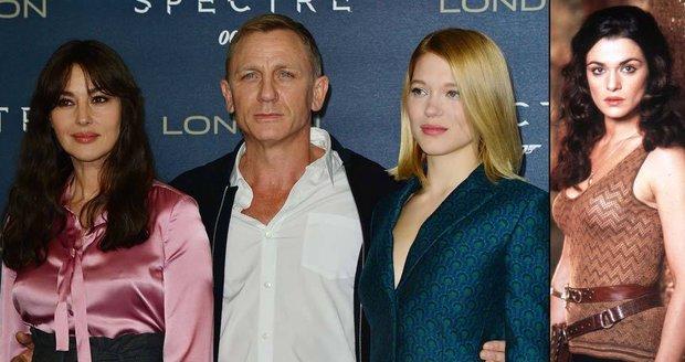 Jako agent 007 měl hned několik milenek, ale jaké jsou však skutečné ženy, které prošly životem představitele Jamese Bonda, Davida Craiga?