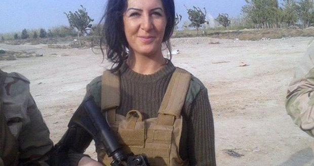 Dánka (22) odešla ze školy, aby mohla bojovat proti ISIS! Když se vrátila domů, zabavili jí pas