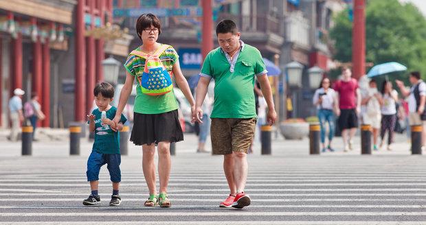 Číňanky začaly rodit jako o závod. Po uvolnění režimu je méně jedináčků