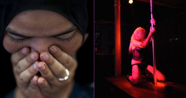 Uprchlická krize je snem kuplířů. Nutí k sexu ženy i děti. Česko tomu nahrává