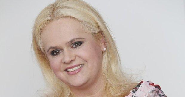 Moniku Štikovou můžete nyní vidět na obrazovkách TV Barrandov v pořadu Tchyně.