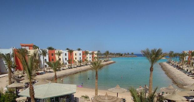 dovolená Egypt